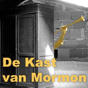 De Kast van Mormon - logo