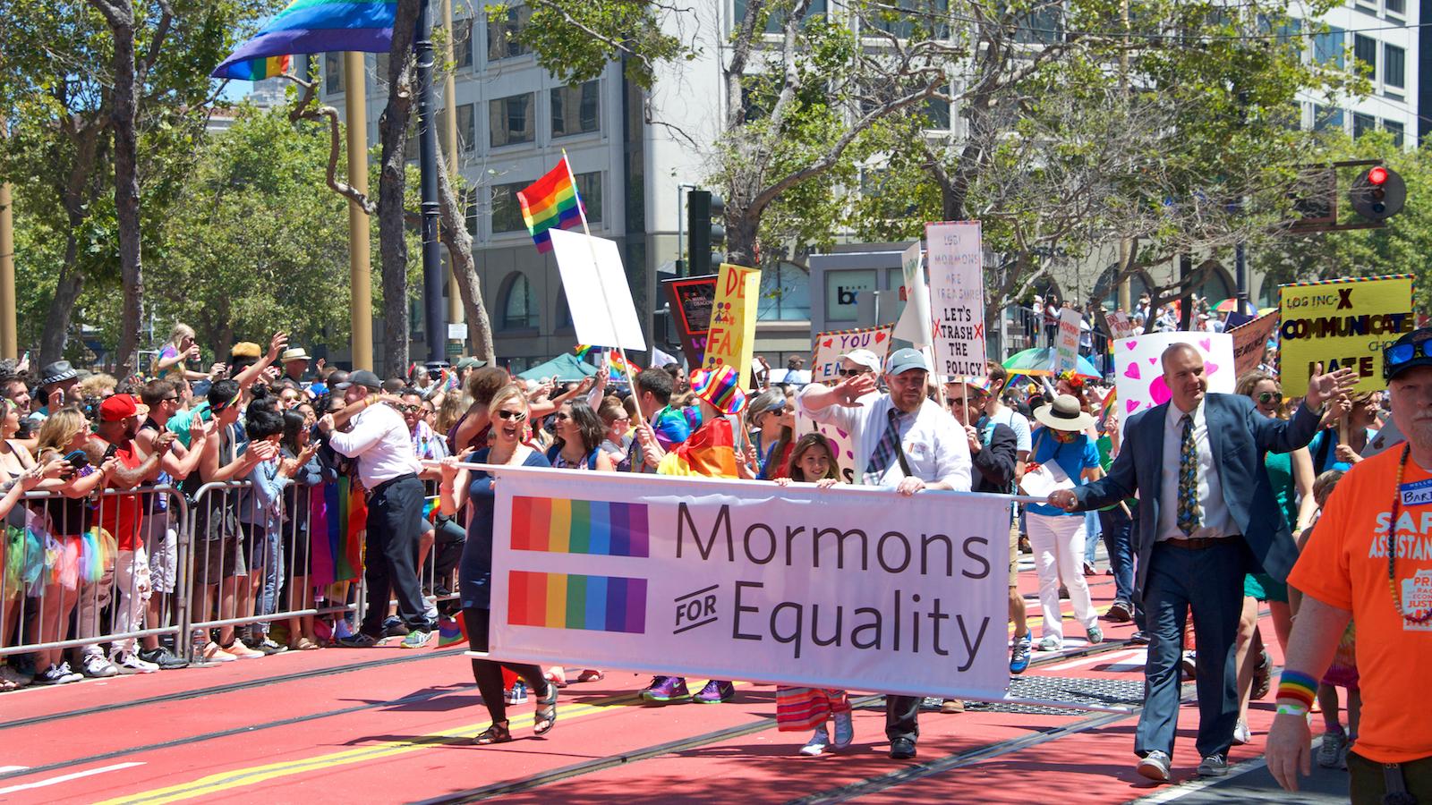 Aflevering 4: hoeveel mormonen zijn er, wat is ons standpunt over LGBT, de Gilmore Girls
