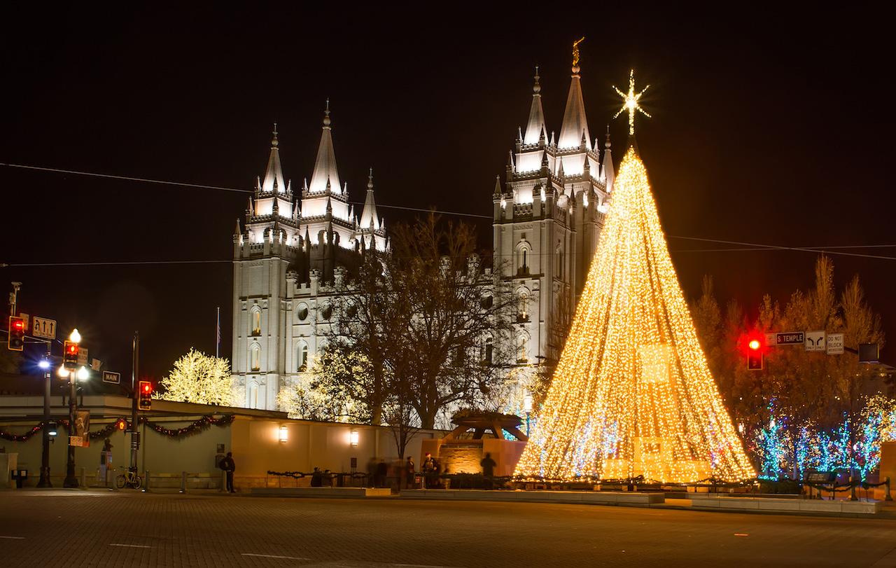 Aflevering 3: religie en seks & drugs, vieren mormonen Kerstmis, interview met een zendingspresident