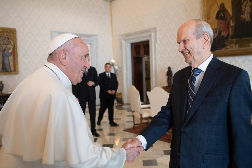 Aflevering 35: Ken je die al van de paus en de profeet?