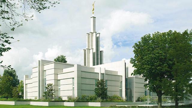 Aflevering 62: Wij krijgen een tempel in Brussel
